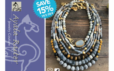 Save 15% on Ayala Raiter Jewelry Couture