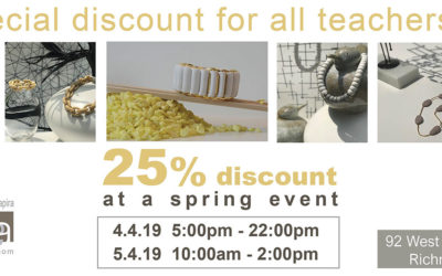 Special Discount for All Teachers